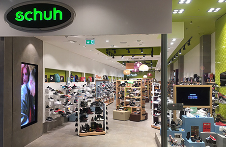 Shoe Shops At The Fort Birmingham