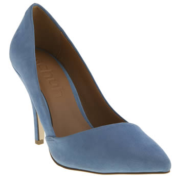 Womens Schuh Pale Blue Mega Babe High Heels