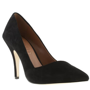 Womens Schuh Black Mega Babe High Heels