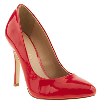 womens schuh red majestic high heels