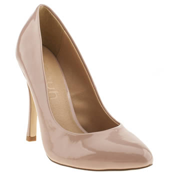Womens Schuh Pale Pink Majestic High Heels