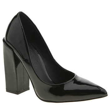 Womens Schuh Black Ambition High Heels