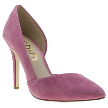 Womens Schuh Pink Mega Hot High Heels