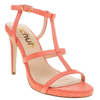 Womens Schuh Pink Secret High Heels