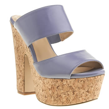 Womens Schuh Blue Dream On High Heels