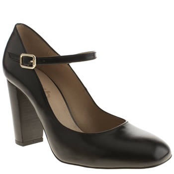 Womens Schuh Black Echo High Heels