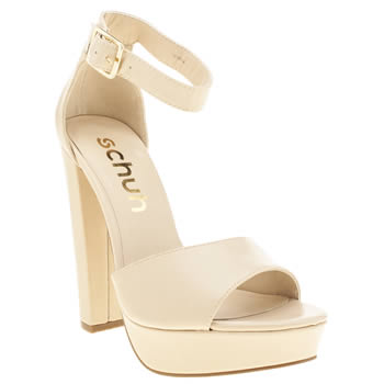 Schuh Natural Scandal High Heels