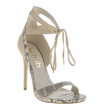 Schuh Natural Drama Queen High Heels