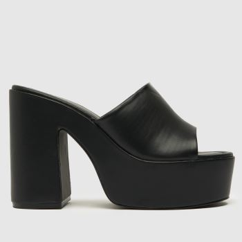 Womens Schuh Black Gossip High Heels