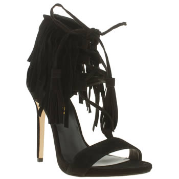 Womens Schuh Black Mythical High Heels