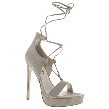 Schuh Light Grey Wonderland Womens High Heels