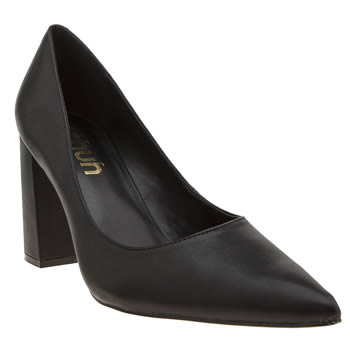 Schuh Black Tonight Womens High Heels