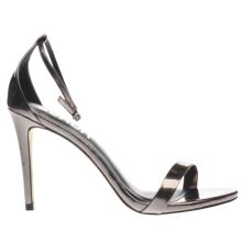 Schuh Pewter Truth Womens High Heels