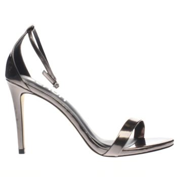 Schuh Pewter Truth High Heels