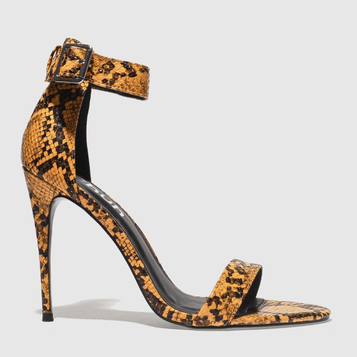 schuh Schuh Orange Druella High Heels