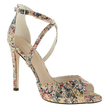 Womens Schuh Multi Tallulah High Heels