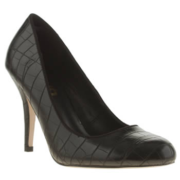 Womens Schuh Black Canoodle High Heels