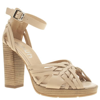 Schuh Natural Scramble High Heels