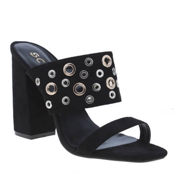 Schuh Black Florida High Heels