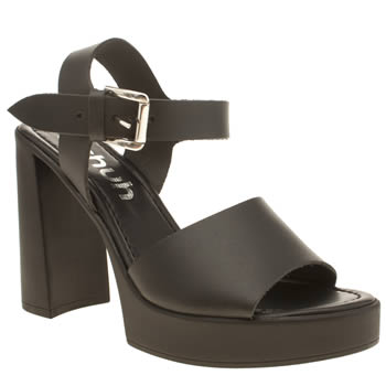 Schuh Black Cover Story High Heels