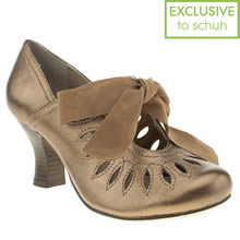 Bronze Hush Puppies Lolita Shootie