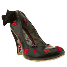 Black & Red Irregular Choice Midnight Easy P Sea