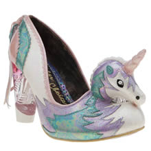 Irregular Choice Multi Dreamkiss Womens High Heels