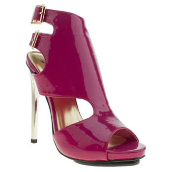 Privileged Pink Trill High Heels