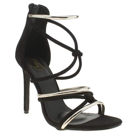 missguided knotted sandal 1