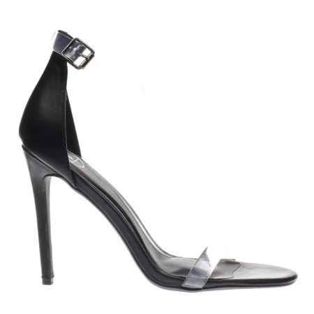 missguided perspex rounded strap 1