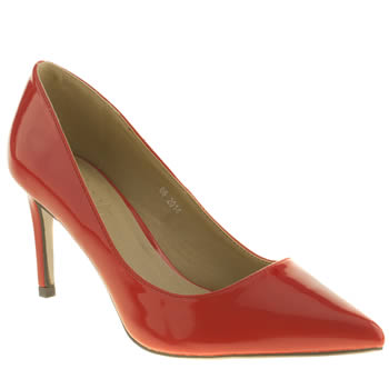 Womens Schuh Red Magic Low Heels