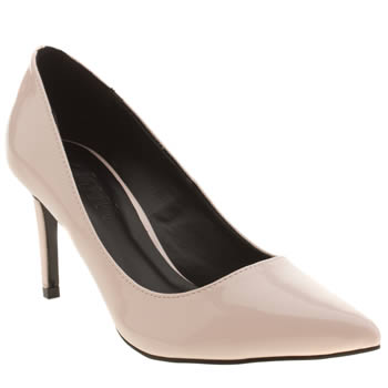 Womens Schuh Pale Pink Magic Low Heels