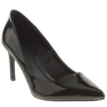 Womens Schuh Black Magic Low Heels