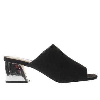 Schuh Black Dashing Low Heels