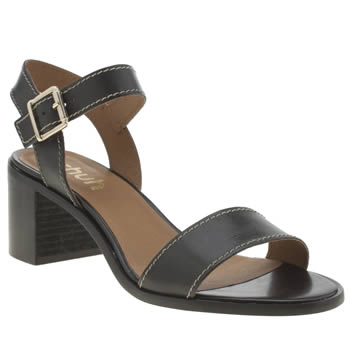 Womens Schuh Black Ever Changing Low Heels