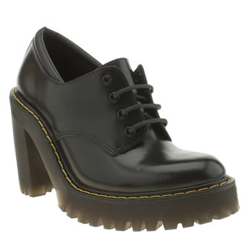 Dr Martens Black Seirene Salome Womens Boots