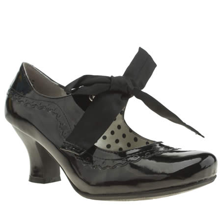 hush puppies noella patent 1