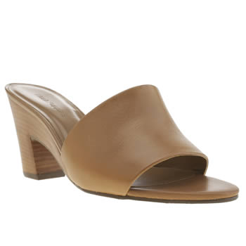 Hush Puppies Tan Josalynn Low Heels