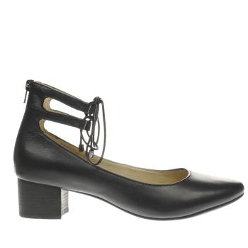 Hush Puppies Black Noely Discover Womens Low Heels