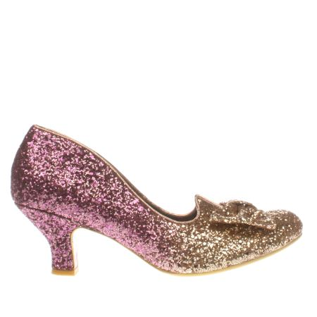 irregular choice fancy that glitter 1