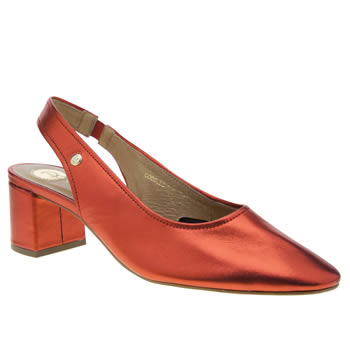 Red Or Dead Red Rogers Womens Low Heels