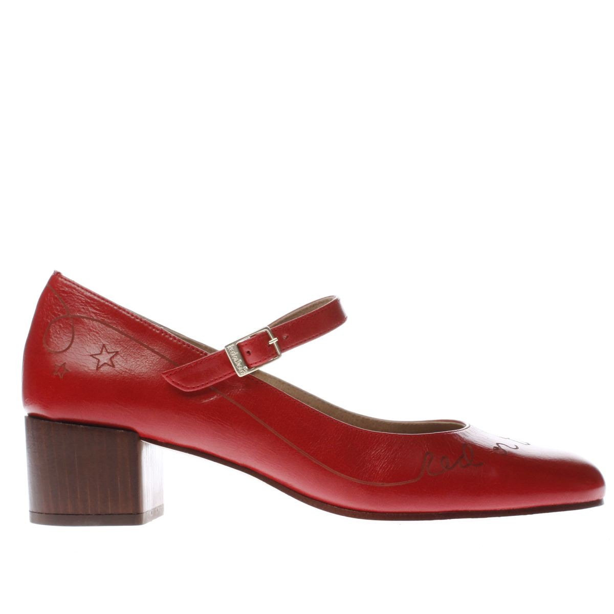 Red Or Dead Red Or Dead Red Rod Earthquake Low Heels