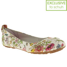 Multi Hush Puppies Janessa Floral