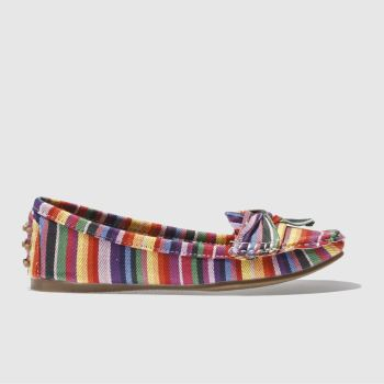 Schuh Multi Bow Down Womens Flats