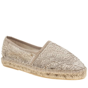 Schuh Natural Trophy Womens Flats