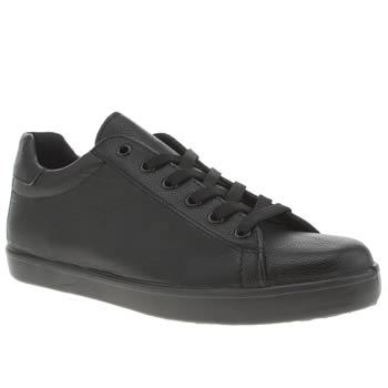 Schuh Black Hiccup Trainers