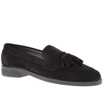 SCHUH BLACK HALO FLAT SHOES