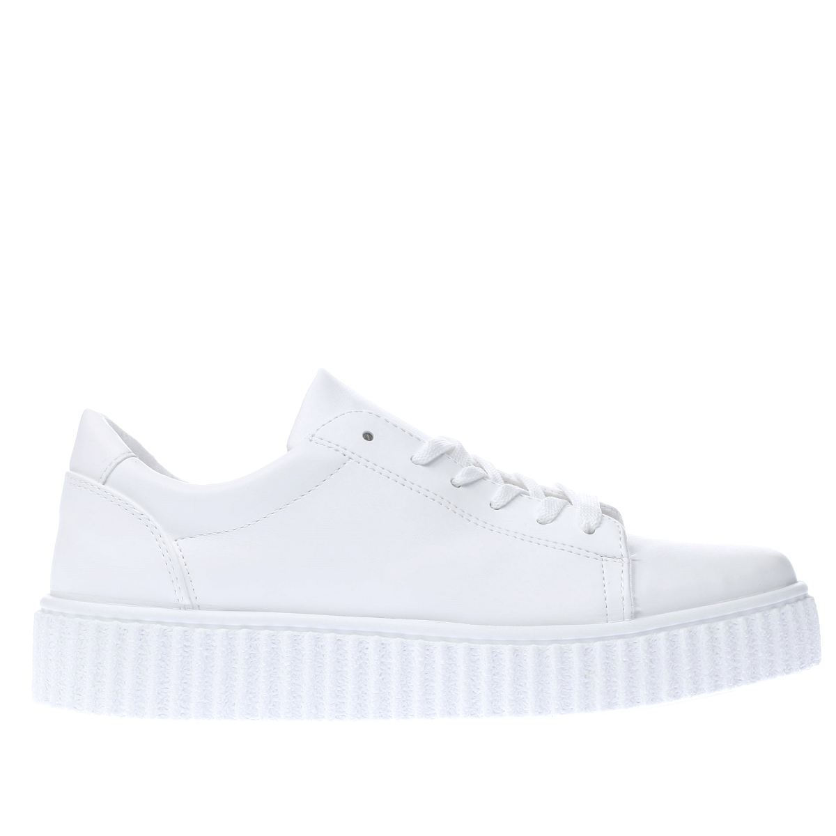 schuh white fun and games trainers