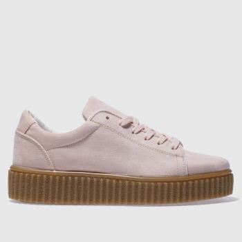 Womens Schuh Pale Pink Fun And Games Trainers
