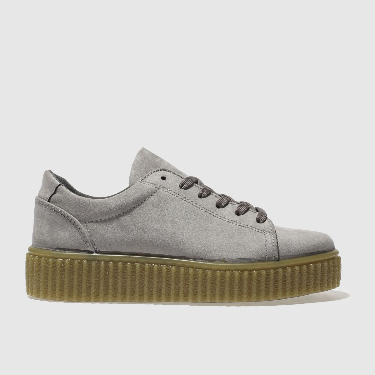 schuh grey fun and games trainers